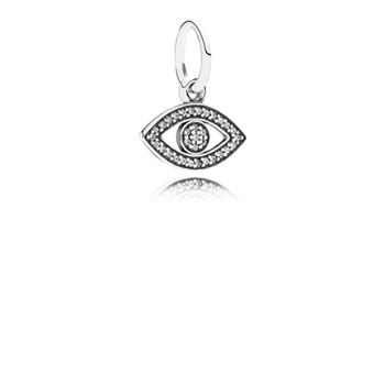 Pandora Symbol of Insight Pendant Charm 791349CZ